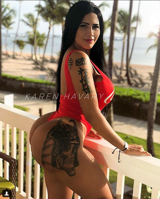 19-year-old Brazilian model spends $50k on plastic surgery to look like Nicki Minaj & the results are mind-blowing (See photos)