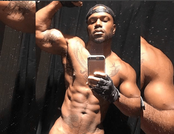 Gay rapper Milan Christopher goes completely naked in new photo 18+