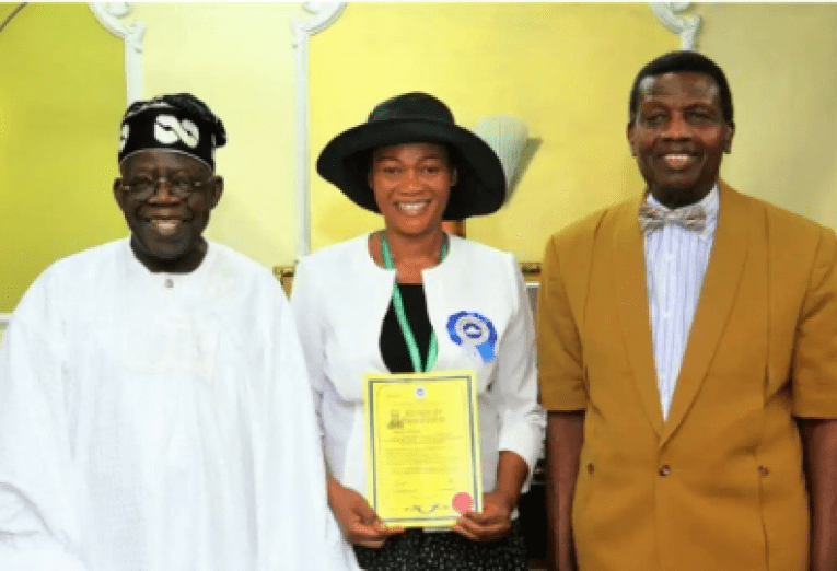 Photos from ordination of Senator Remi Tinubu as a pastor in RCCG