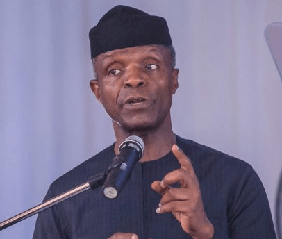 Breaking: Osinbajo orders full overhaul of SARS