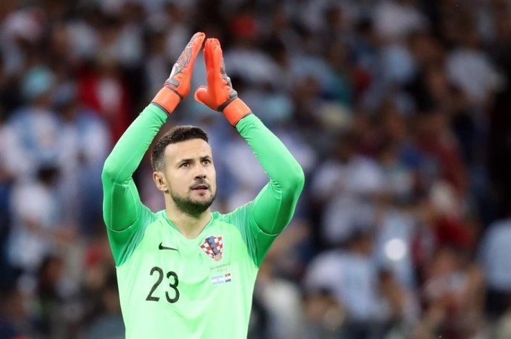 Croatia World Cup goalkeeper Danijel Subasic retires from international football