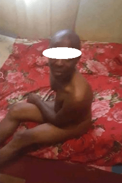 Man in Delta state allegedly caught having sex with his son and some social media users