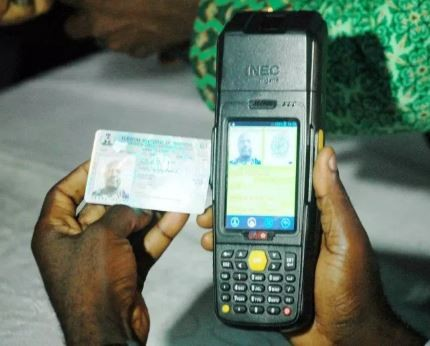 Flood destroys 3.700 card readers at INEC office in Edo State