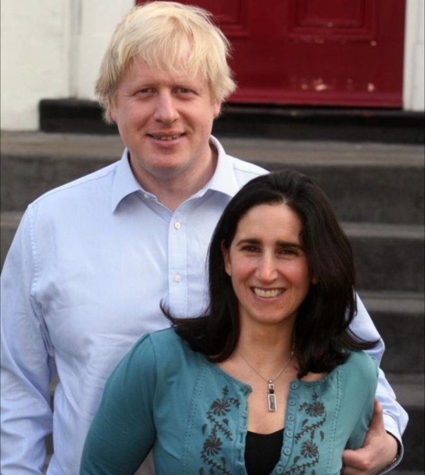 Boris Johnson kicked out by his wife after she accuses him of cheating again