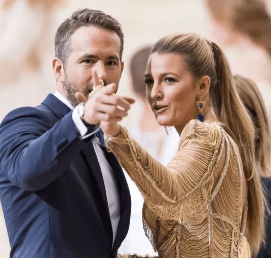 Blake Lively celebrates wedding anniversary by roasting the heck out of husband Ryan Reynolds