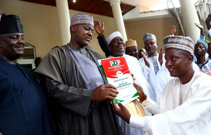 Yakubu Dogara speaks on his planned defection to PDP, says APC members have asked him to beg before he is given their ticket