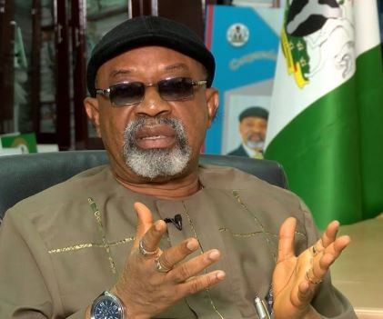 NLC is blackmailing government?with ultimatum over minimum wage - Chris?Ngige