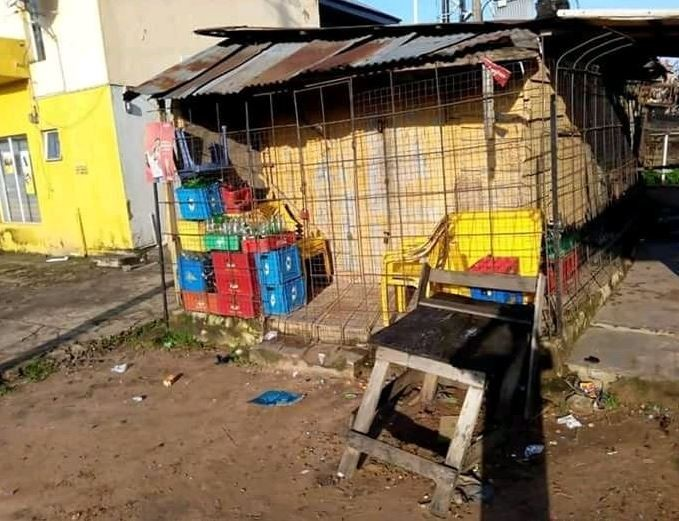 Shops locked, roads deserted as South East residents comply?with IPOB?s sit at home order (Photos)