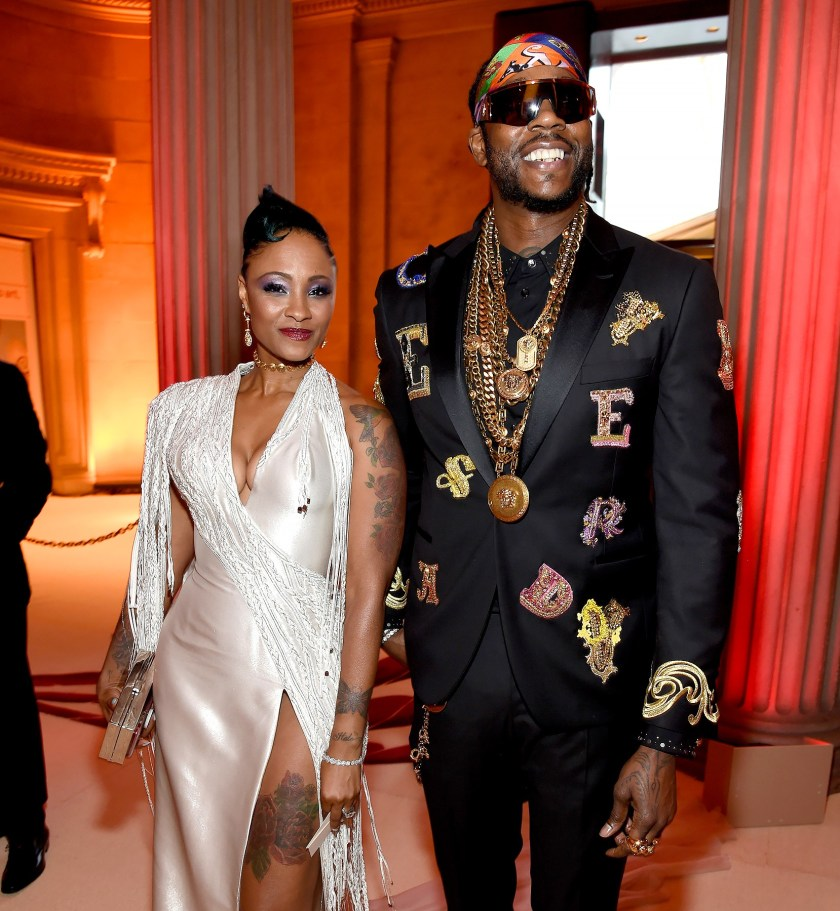 Rapper 2 Chainz celebrates buying his wife a school and shade guys who are still buying handbags for their girlfriends