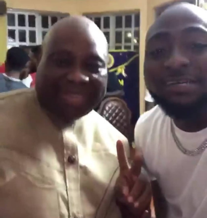 EFCC denies freezing Davido and Senator Adeleke