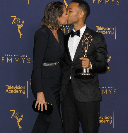 Chrissy Teigen reveals she slept with John Legend on their first date