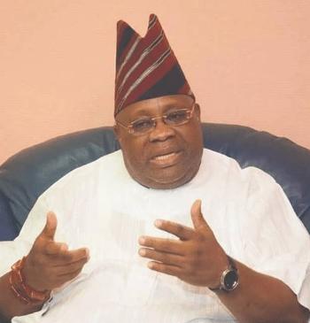 Ademola Adeleke rejects Osun rerun result