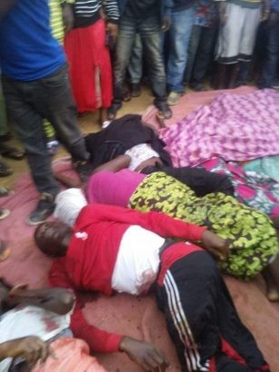 Gunmen wipe out family of 9 in Jos