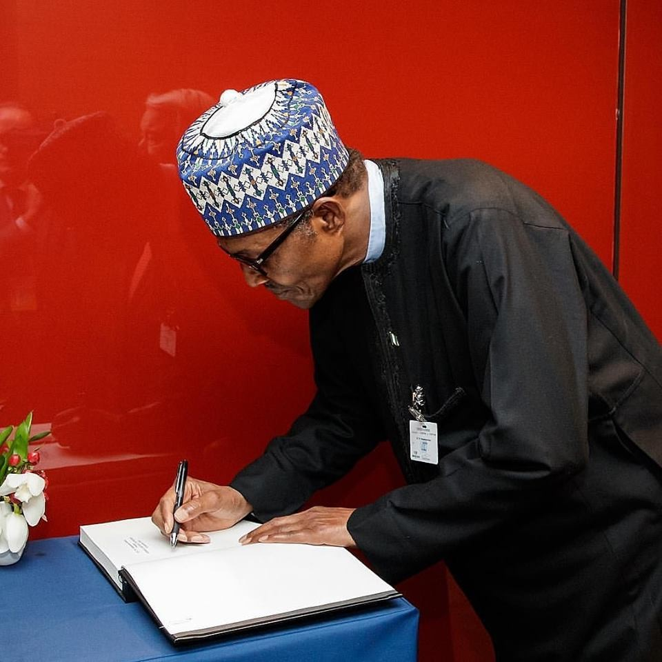 President Buhari reacts to Nigerian Air Force air acciden
