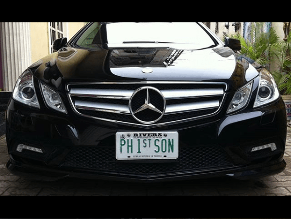 Duncan Mighty buys himself a brand new Mercedes-Benz whip