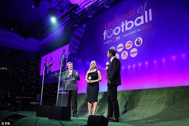 Chelsea legend Frank Lampard inducted into Legends of Football Hall of Fame (Photos)