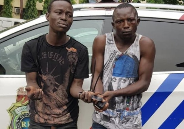 Police arrest unrepentant thief for robbing a lady just 5 days after his release from prison