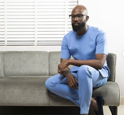 Mai Atafo commends the?Lagos State fire service following a fire outbreak at his office