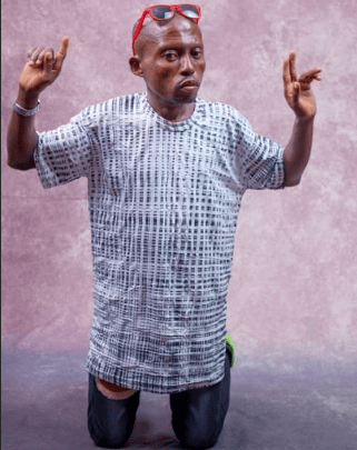 """Man in viral """"spell Buhari"""" video gets help from well-meaning Nigerians"""