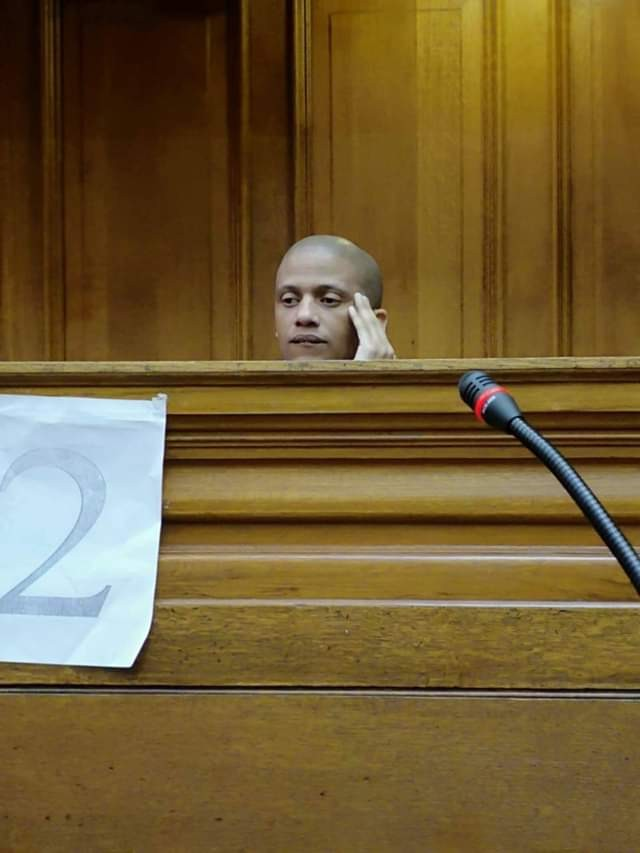Photos: Man found guilty of brutal rape and murder of 3-year-old girl in South Africa