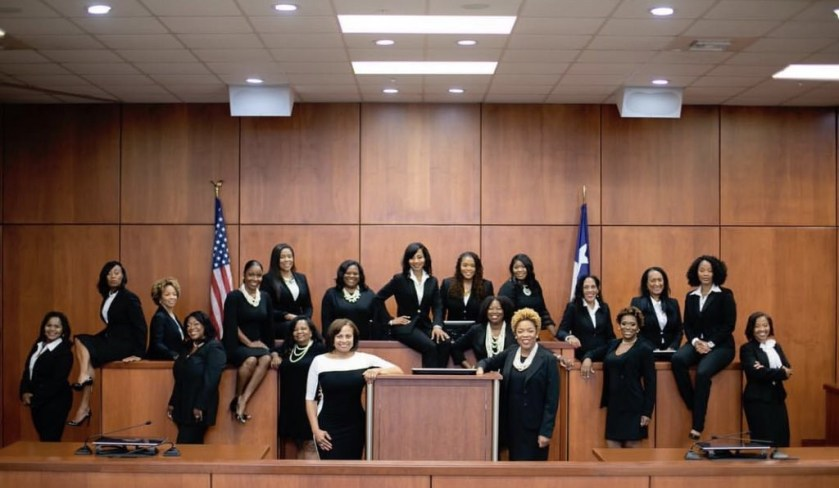 19 Black women ran for Judge seats in Harris County and all won