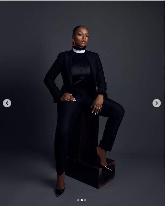 Anita Okoye celebrates her 30th birthday with stunning new photos