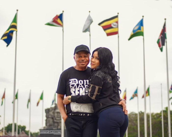 See The Latest Pre- Wedding Pictures of This Lovely Couple