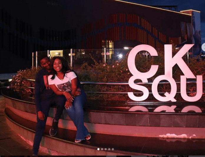Ceec and Leo share intimate photos from their vacation in Nairobi