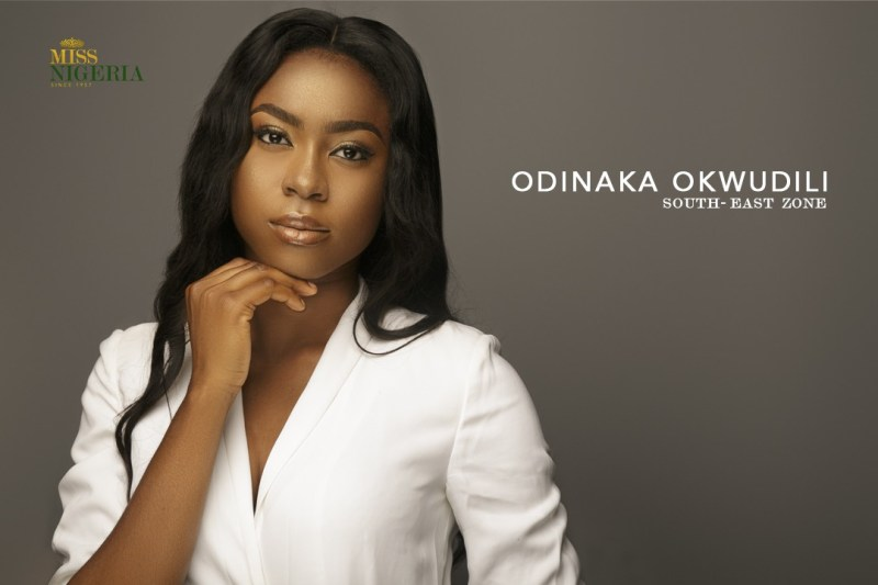 Photos of top 18 finalists for Miss Nigeria 2018