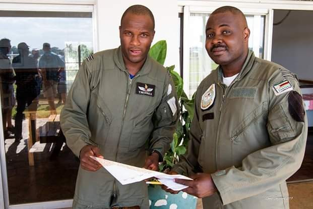 Image result for Zimbabwean pilot arrested for allegedly killing his lawyer girlfriend