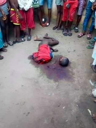 Graphic: 12-year-old girl beheaded in Oghara, Delta State