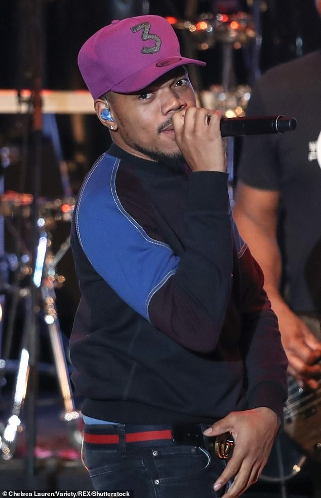 Chance the Rapper announces a break from music, reveals his reason