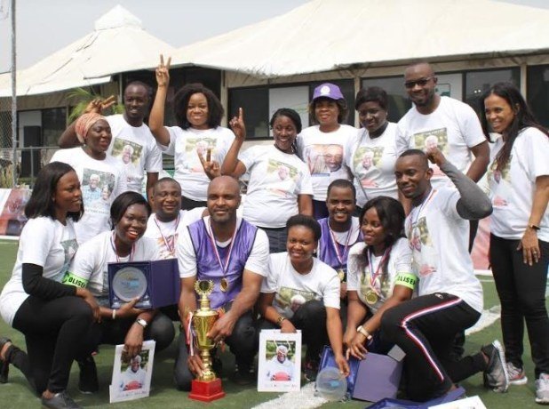 Janssen Hosts Prostate Cancer Awareness Event
