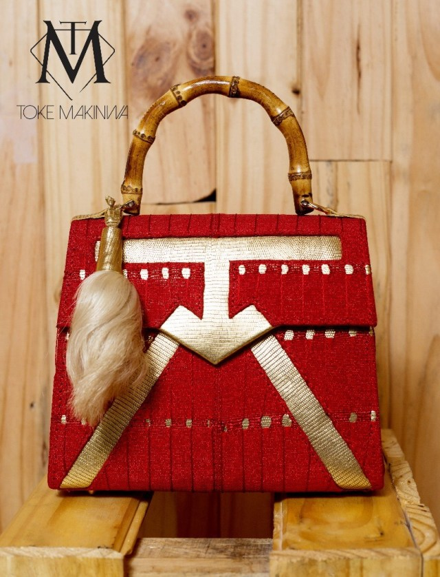 """There is no stopping the media Mogul! Toke Makinwa releases the """"Omotoke Bag"""""""