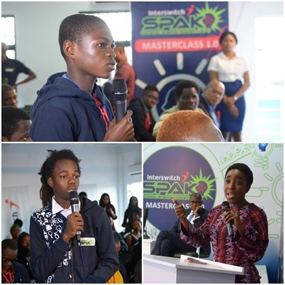 The Biggest National Science Competition in Nigeria, InterswitchSPAK 1.0, goes LIVE!!!