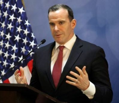 US envoy in ISIS fight, Brett McGurk, resigns over US withdrawal from Syria