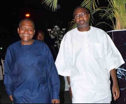 Aliko?Dangote, Femi Otedola make Buhari?s Presidential campaign Council (Full List)