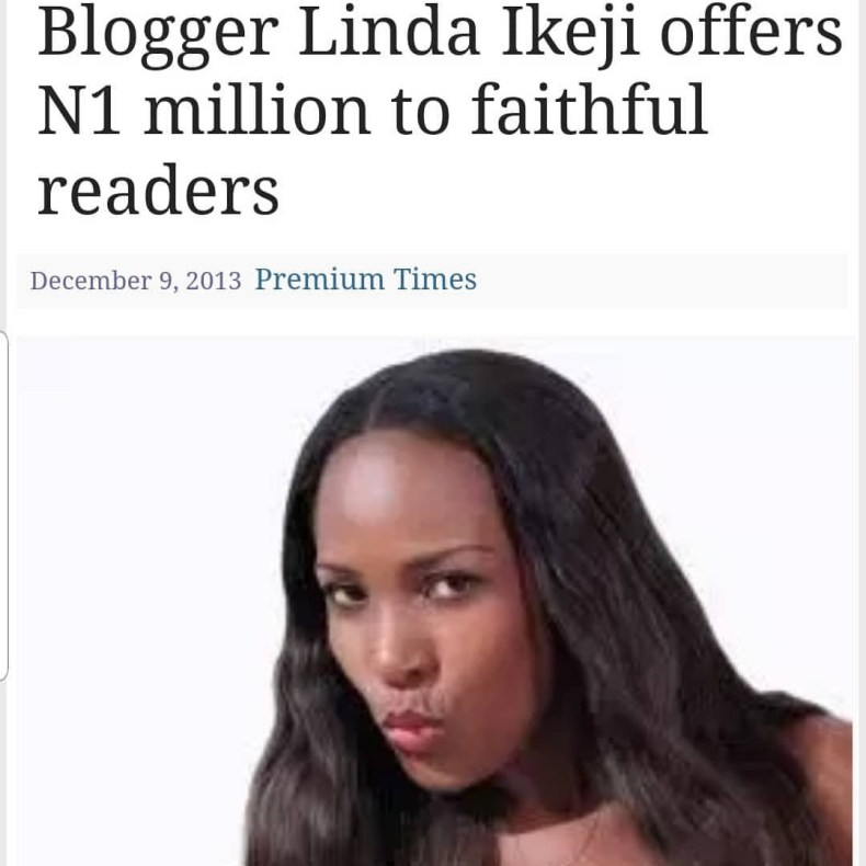 Linda Ikeji: What I am most grateful for in 2018 with pictures