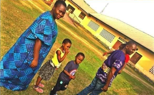 Family of five believed to have been unstable undergo unbelievable transformation