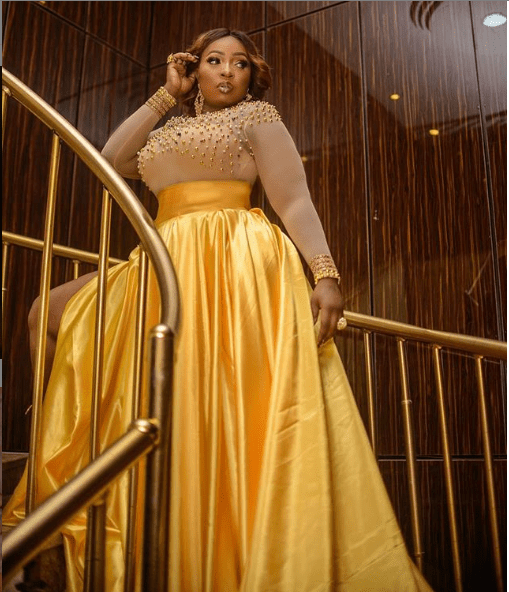 Actress Anita Joseph releases stunning birthday photos as she clocks 34 today.?