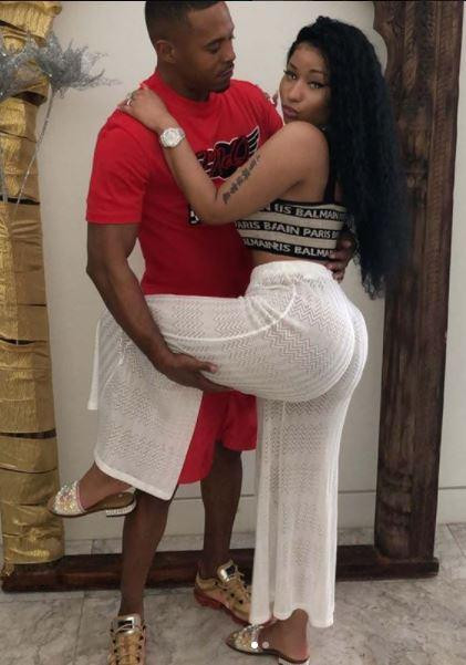 Nicki Minaj says she is having sex ?3 or 4? times a night with her convicted sex offender boyfriend Kenneth