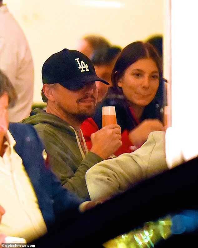 Leonardo DiCaprio, 44, locks lips with his 21-year-old girlfriend Camila Morrone during New York date (Photos)