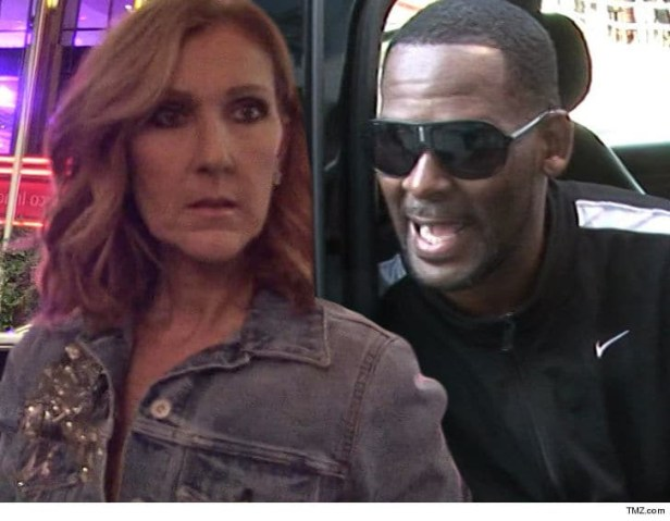 Celine Dion reportedly pulling R. Kelly collab ?I?m Your Angel? from streaming services?