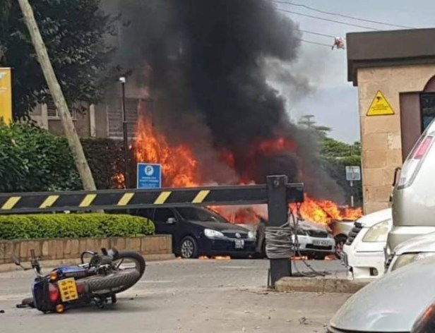 Breaking:?Upscale hotel complex in Kenya?is under apparent terror attack?with explosions and heavy gunfire
