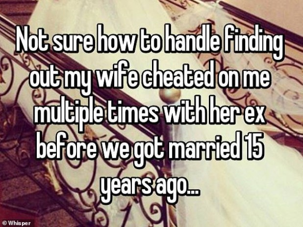 Spouses reveal things they wish they