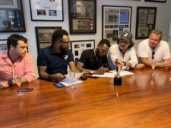 D?banj's DKM partners with CSA global in one of a kind pan-African cultural & business collaboration