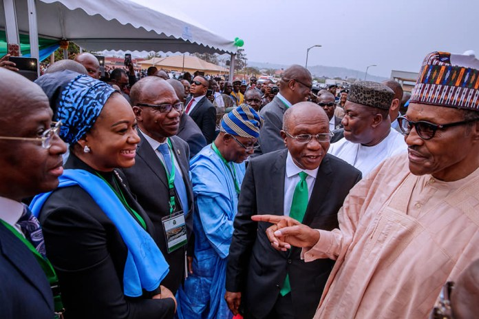 President Buhari commissions Centre of Excellence University of Nigeria In?Enugu State (Photos)