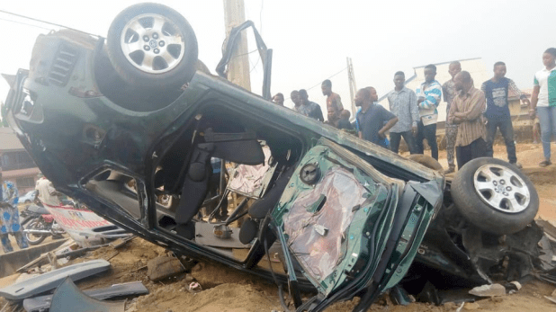 6 friends killed in a car accident... sister accuses drunk driver of being a Yahoo boy with sinister intentions