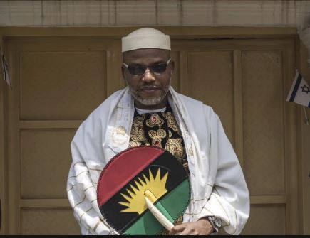 IPOB fixes referendum on the same date as presidential election