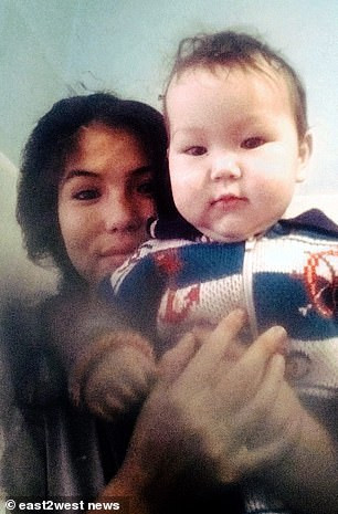11-month-old baby tossed into an oven and burned alive by his drunk grandparents